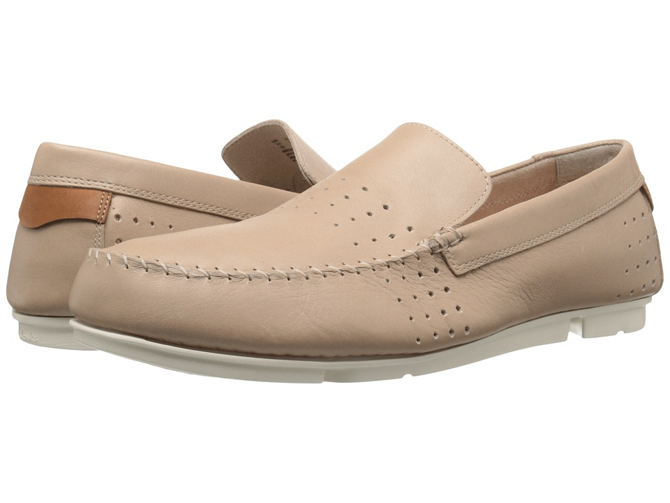 Clarks - Trimocc Sun (Sand Leather) Men