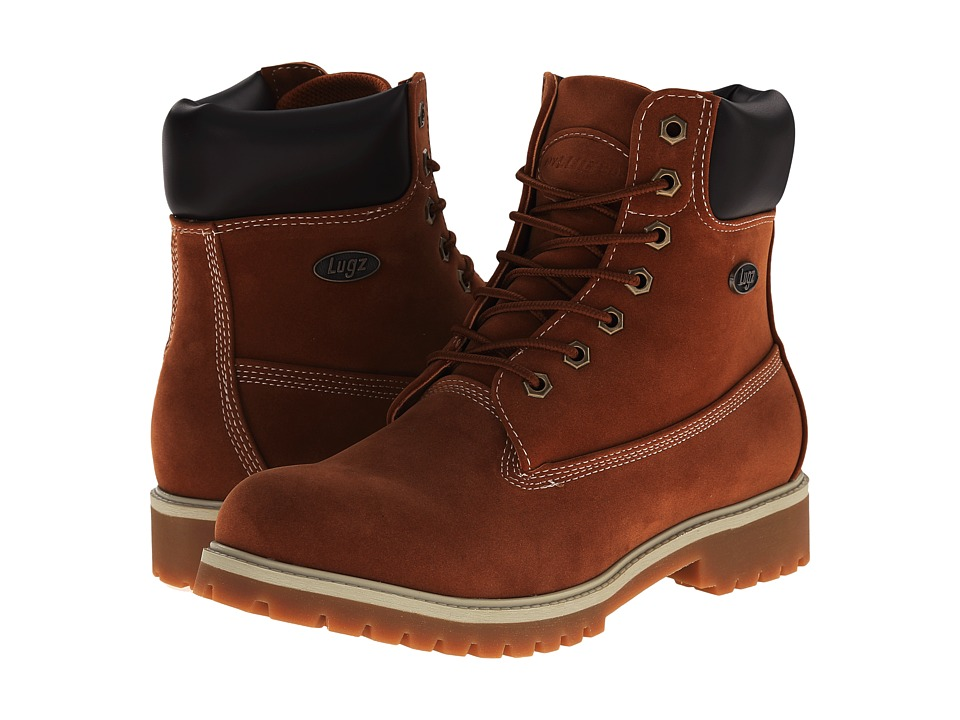 Lugz - Convoy 6 (Rust Buck) Women's Shoes