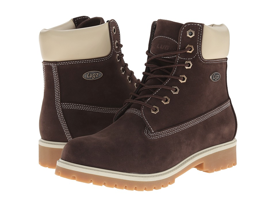 Lugz - Convoy 6 (Chocolate Buck) Women's Shoes