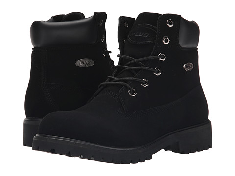 Lugz - Convoy 6 (Black Buck) Women's Shoes
