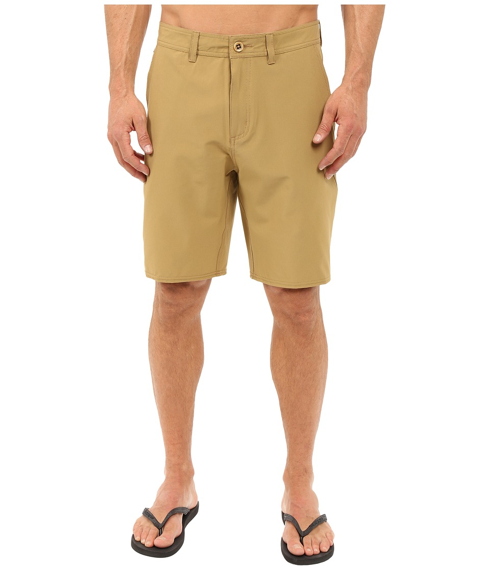Vans - Bedford Decksider (Antique Bronze) Men's Shorts