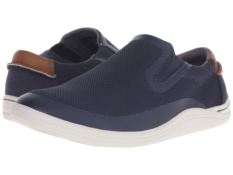 Clarks - Mapped Step (Blue) Men's Shoes