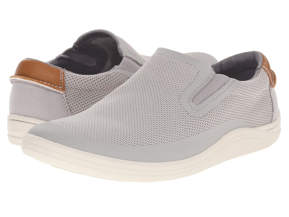Clarks - Mapped Step (Grey) Men's Shoes