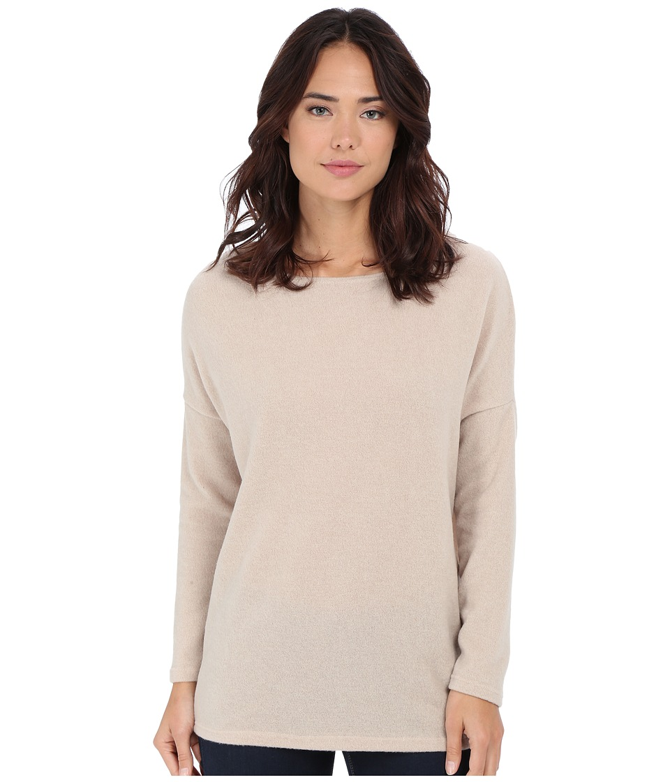 Culture Phit - Madelyn Long Sleeve Sweater (Tan) Women's Sweater