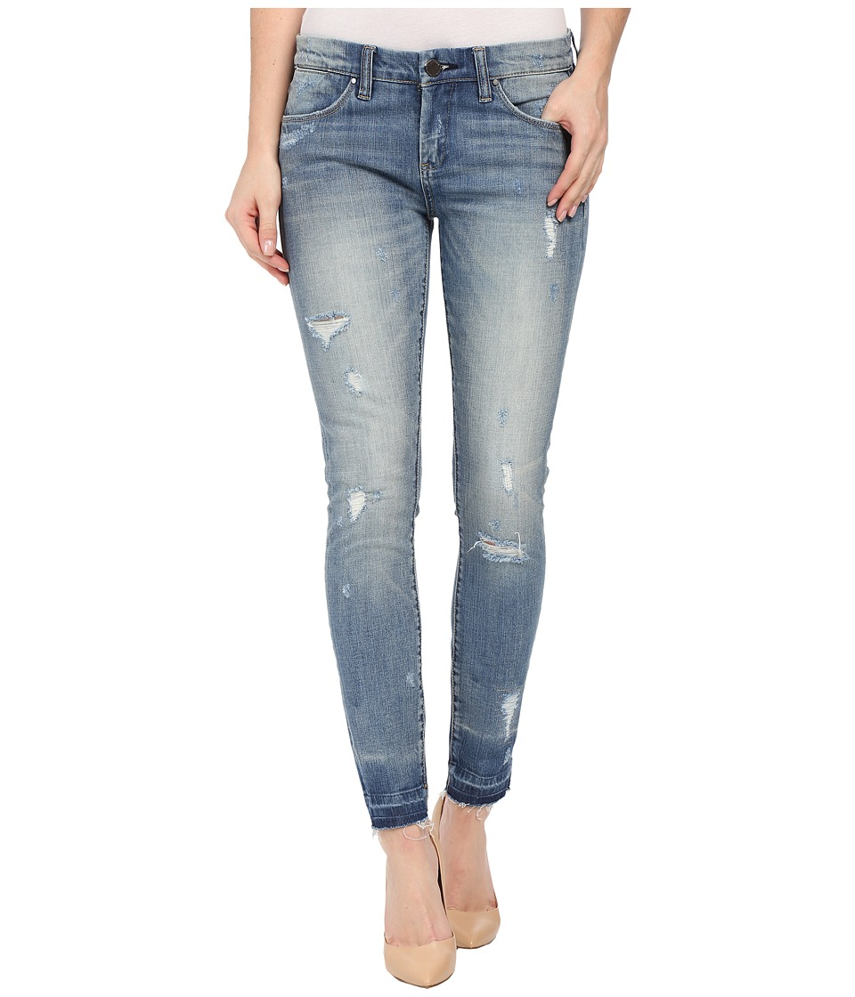 Blank NYC - Released Hem Crop Skinny in Bump and Run (Bump/Run) Women's Jeans