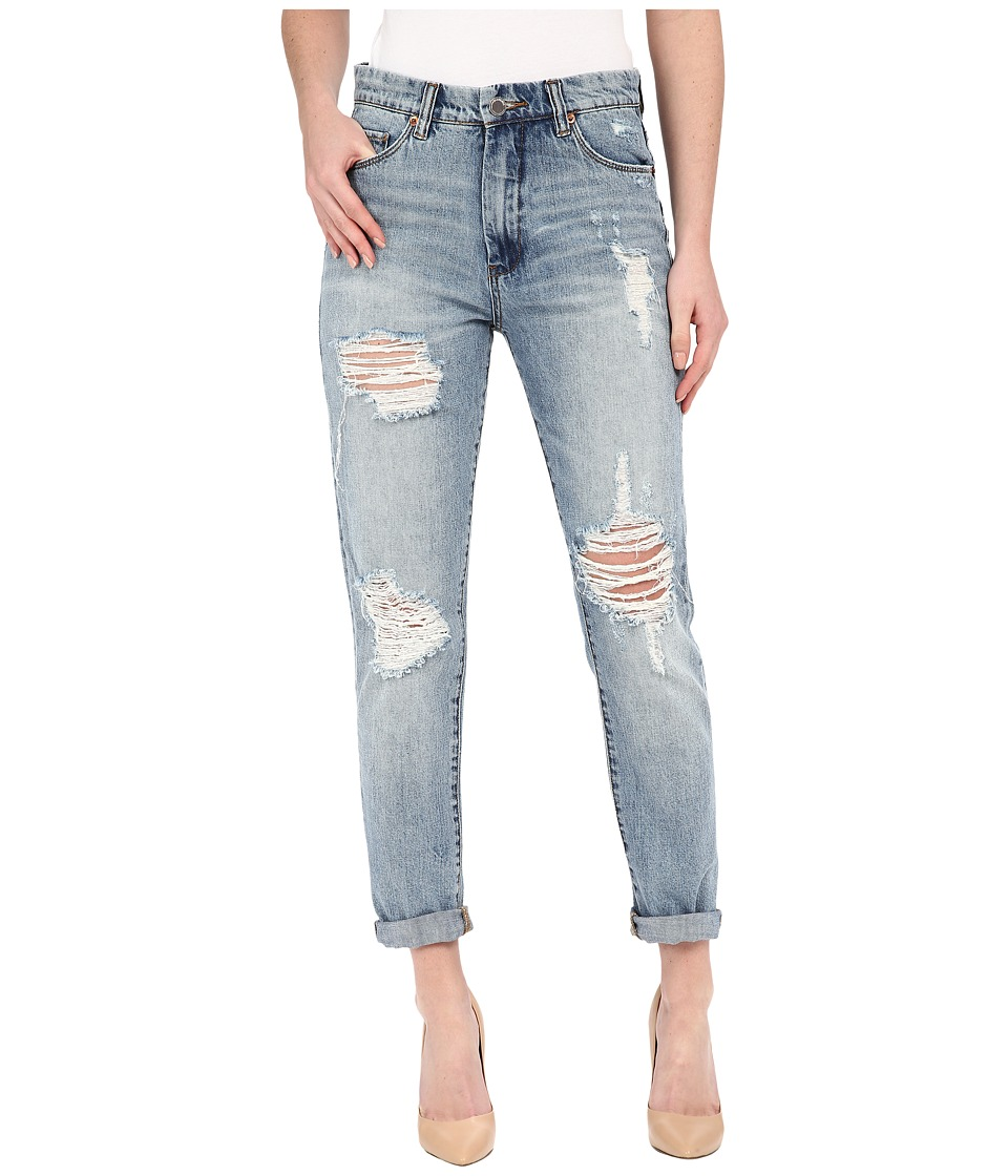 Blank NYC - Hi Rise Ripped Skinny in Stumble Home (Stumble Home) Women's Jeans