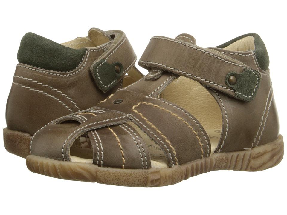 Primigi Kids - Lars Salvia (Infant/Toddler) (Beige) Boys Shoes