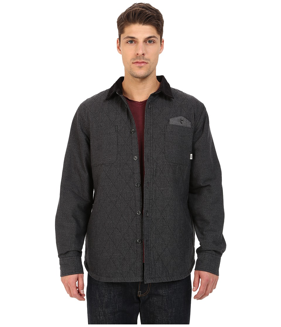 Vans - Herondo Woven (Pirate Black) Men's Coat