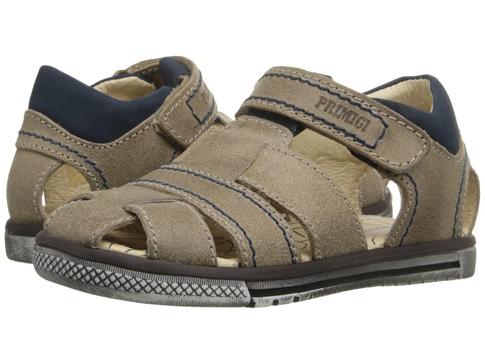 Primigi Kids - Jog 1-E Tortora (Toddler/Little Kid) (Beige) Boys Shoes