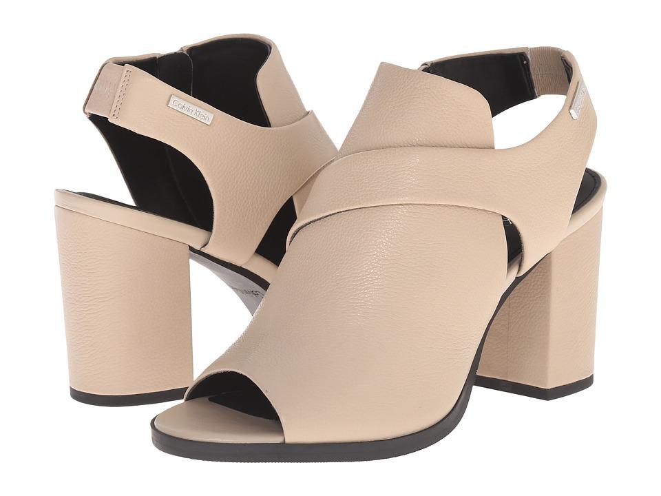 Calvin Klein - Ellcia (Cocoon Toscana Leather) High Heels