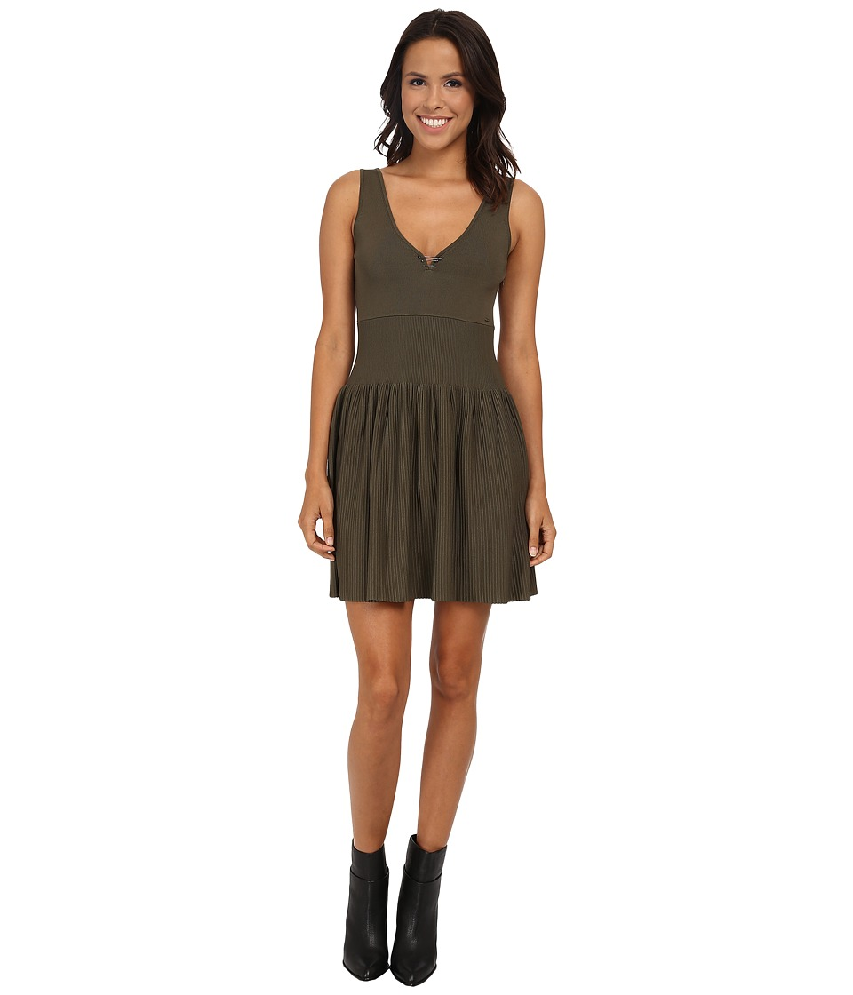 Diesel M-Breed Dress (Olive/Green) Women