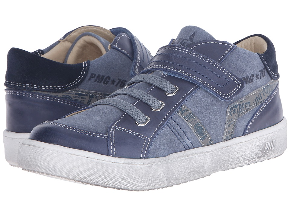 Primigi Kids - Anvil-E Avio (Little Kid) (Blue) Boys Shoes