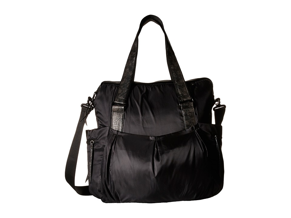 Sherpani - Wisdom (Black Skin) Tote Handbags