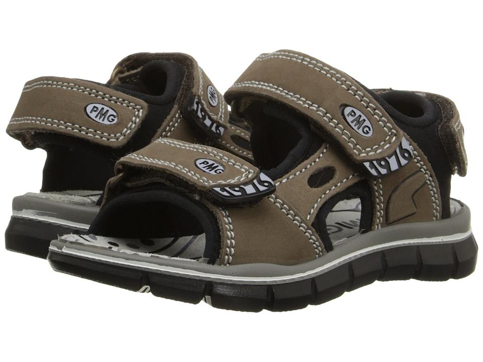 Primigi Kids - Damir Safari (Toddler/Little Kid) (Brown) Boys Shoes