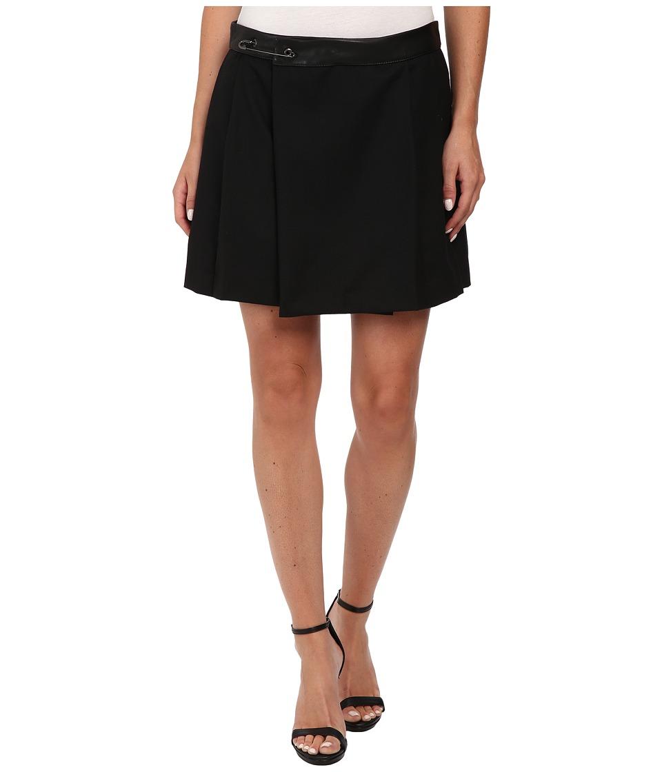 Diesel - O-Rukan Skirt (Black) Women's Skirt