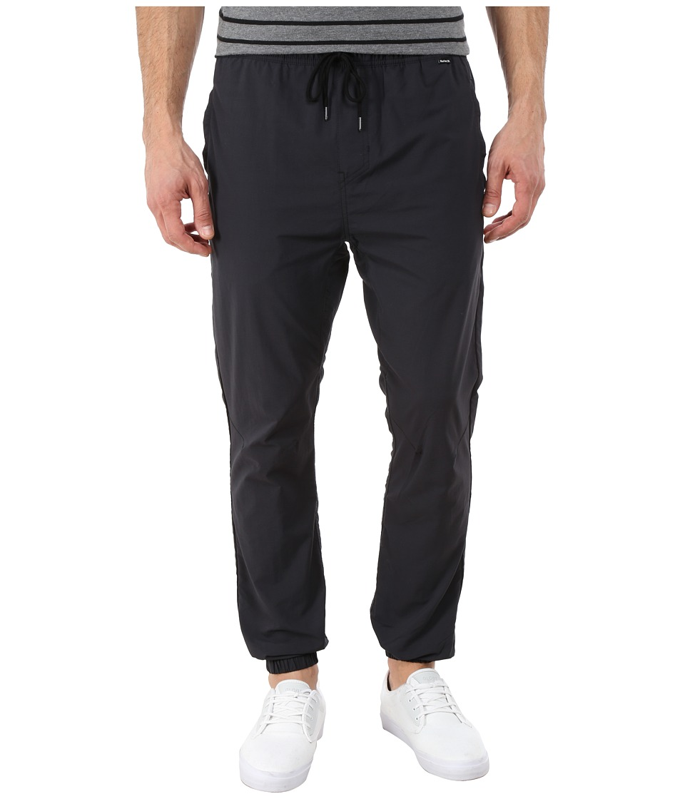 Hurley - Dri-Fit Drifter Jogger (Black) Men's Casual Pants