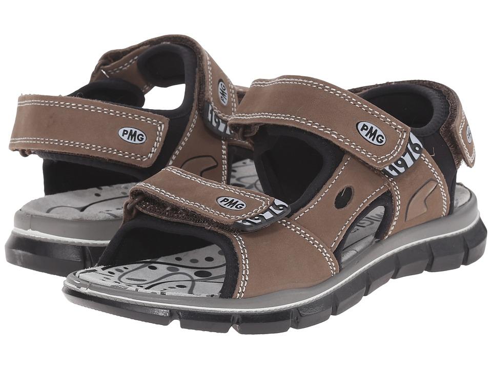 Primigi Kids - Damir Safari (Big Kid) (Brown) Boys Shoes