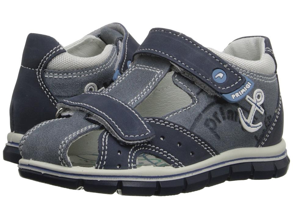 Primigi Kids - Adelmo Azzu (Infant/Toddler) (Blue) Boys Shoes
