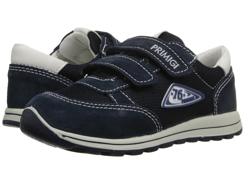 Primigi Kids - Tiwi (Toddler) (Navy) Boys Shoes
