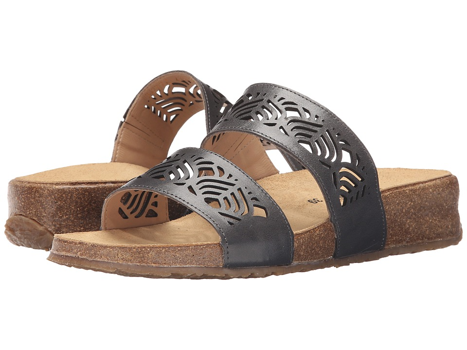 Haflinger - Grace (Graphite) Women's Sandals