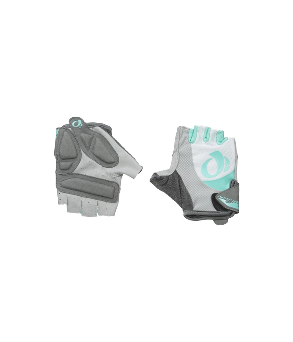 Pearl Izumi - W Select Glove (White/Aqua Mint) Cycling Gloves