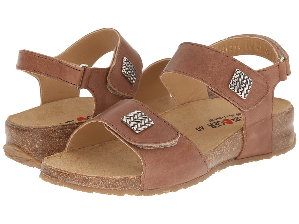 Haflinger - Bella (Walnut) Women's Sandals