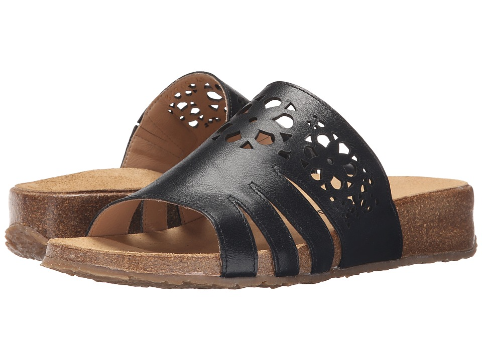 Haflinger - Donna (Black) Women's Sandals