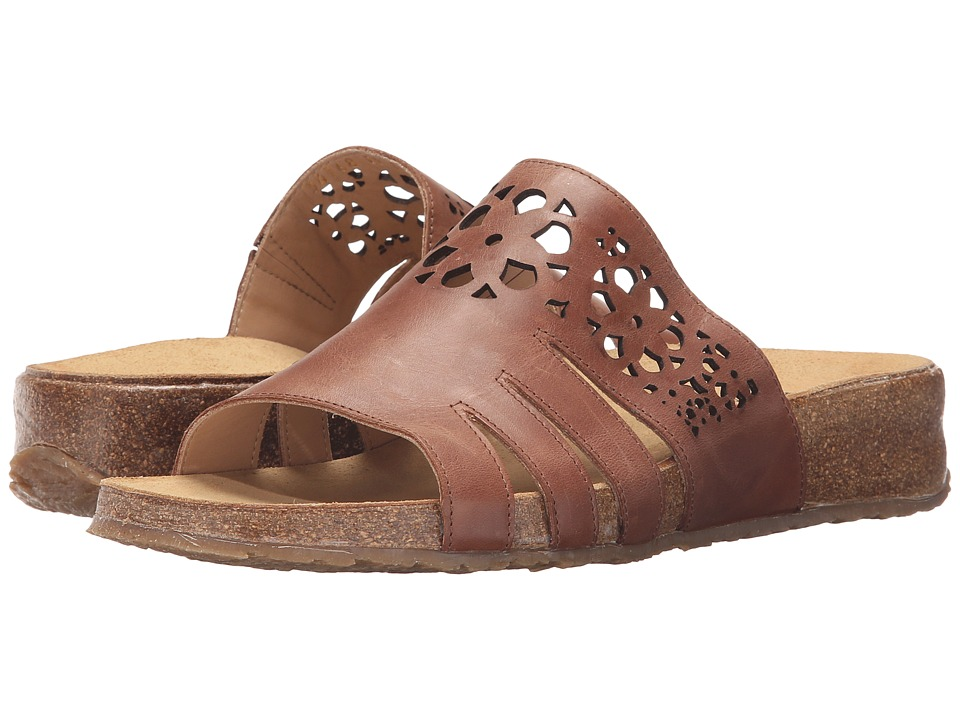 Haflinger - Donna (Walnut) Women's Sandals