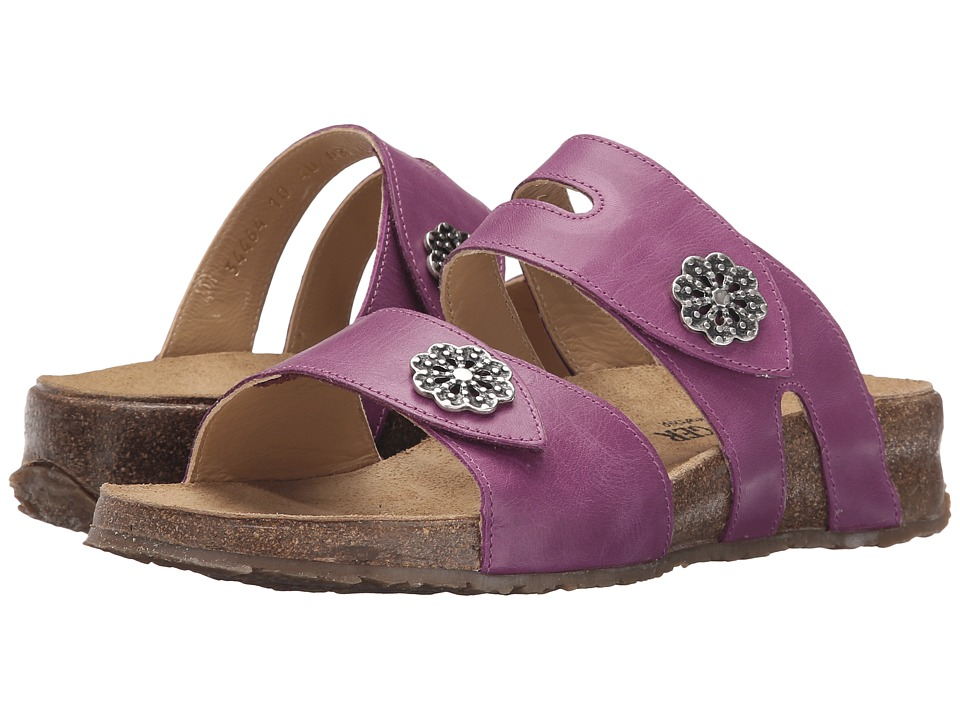 Haflinger - Pansy (Grape) Women's Sandals