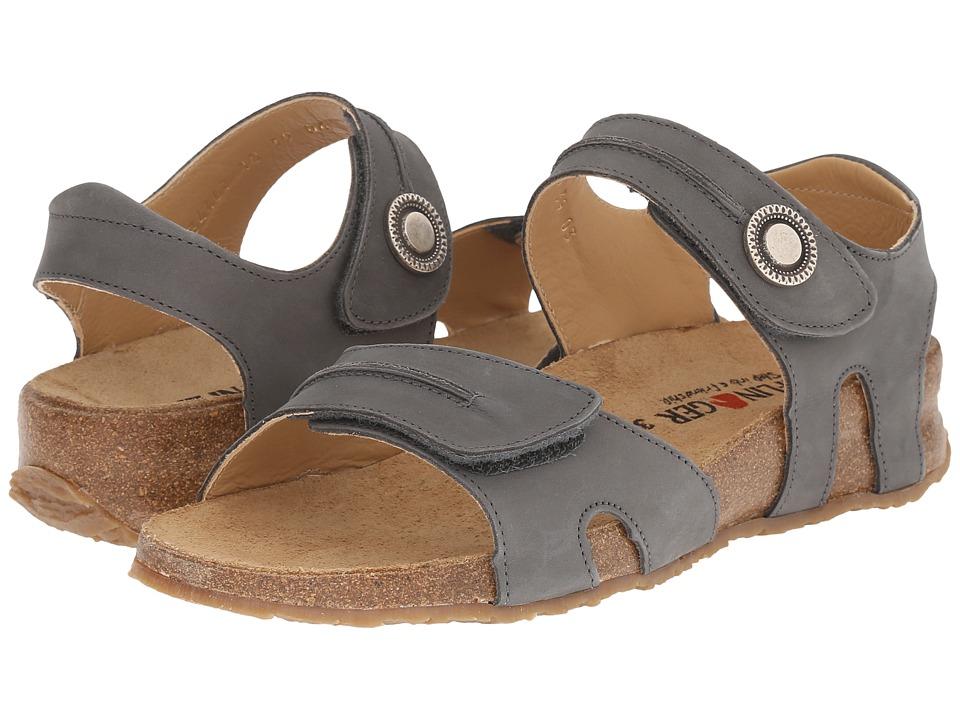 Haflinger - Patricia (Slate) Women's Sandals