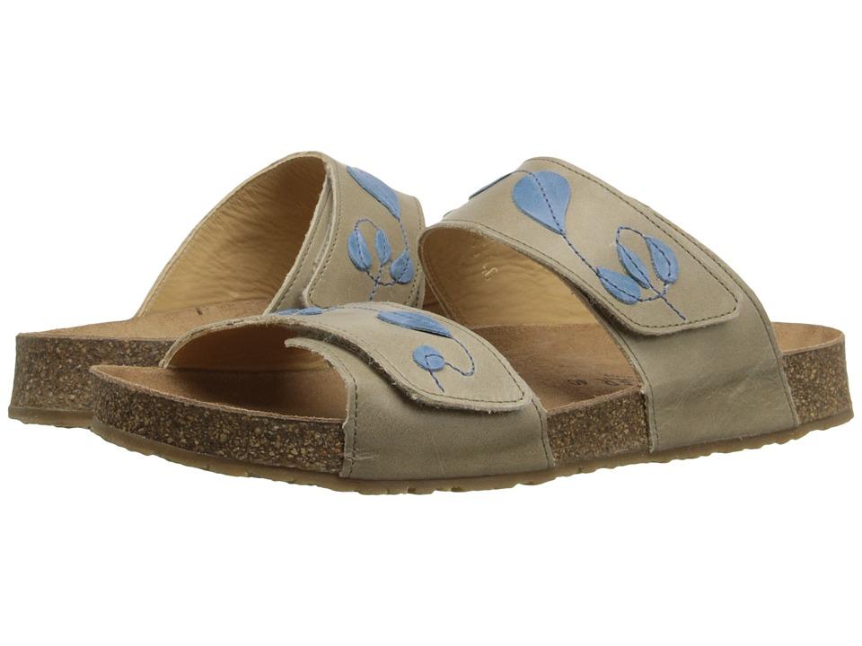Haflinger - Lucy (Linen) Women's Sandals