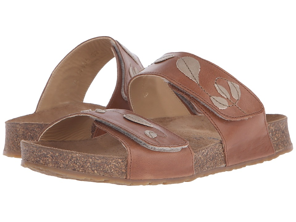 Haflinger - Lucy (Walnut) Women's Sandals