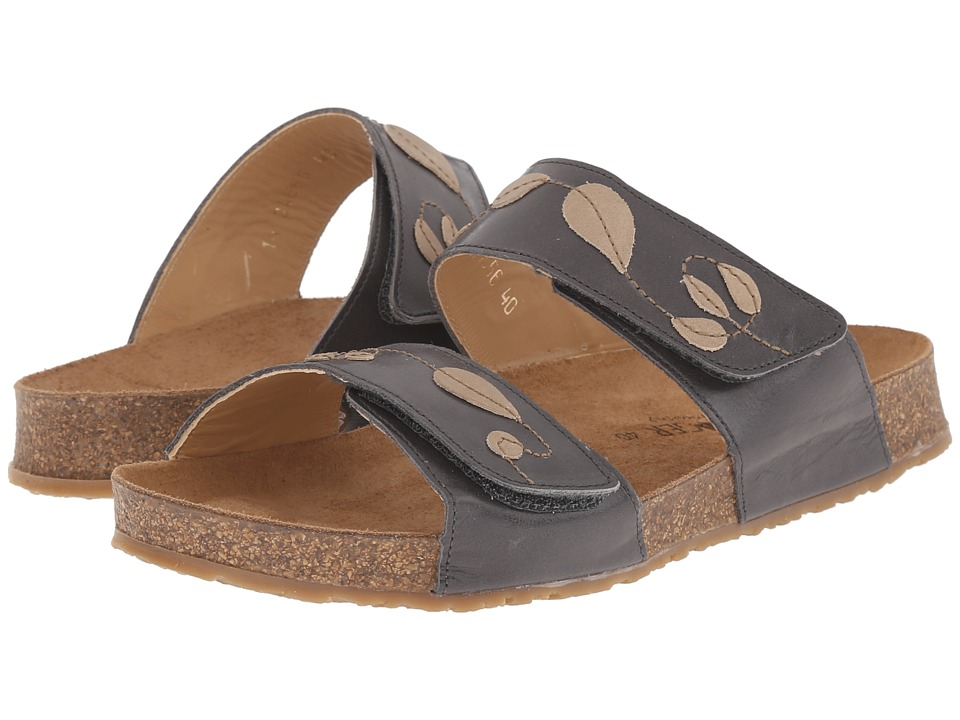 Haflinger - Lucy (Graphite) Women's Sandals