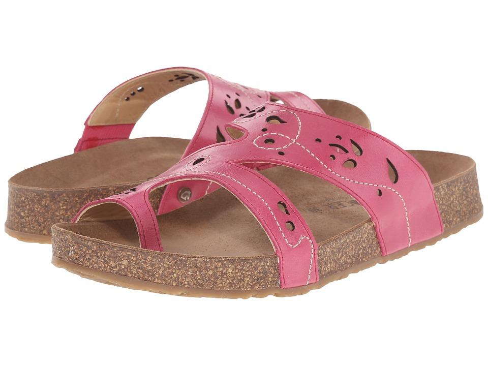 Haflinger - Marcy (Magenta) Women's Sandals