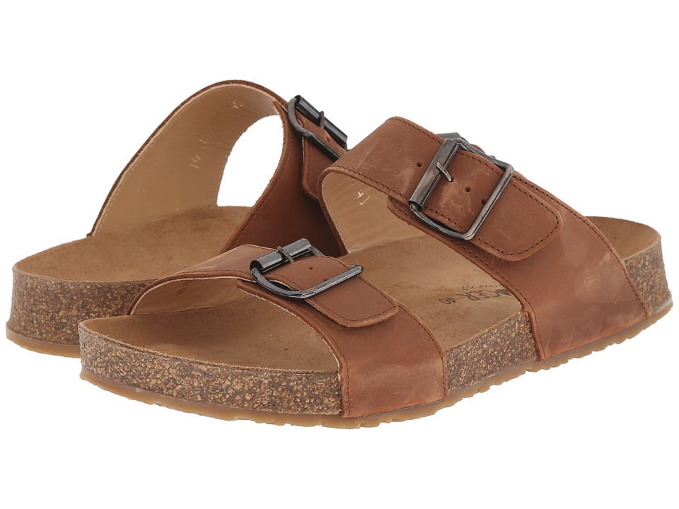 Haflinger - Andrea2 (Brown) Women's Sandals