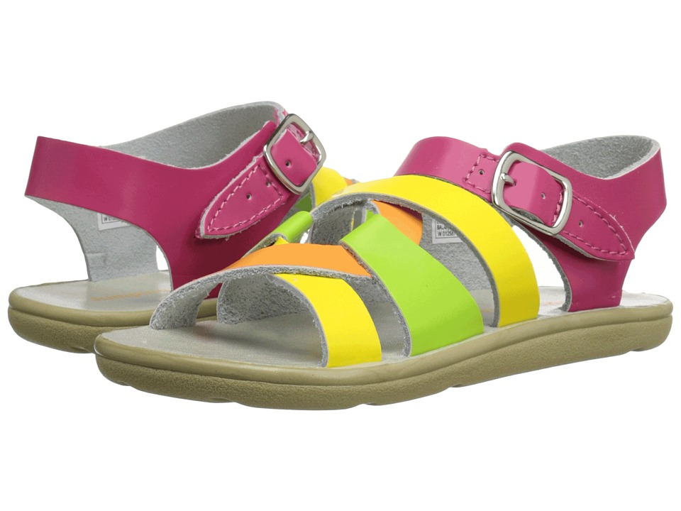Jumping Jacks Kids - Karma (Toddler/Little Kid) (Pink/Orange/Lime/Lemon) Girls Shoes