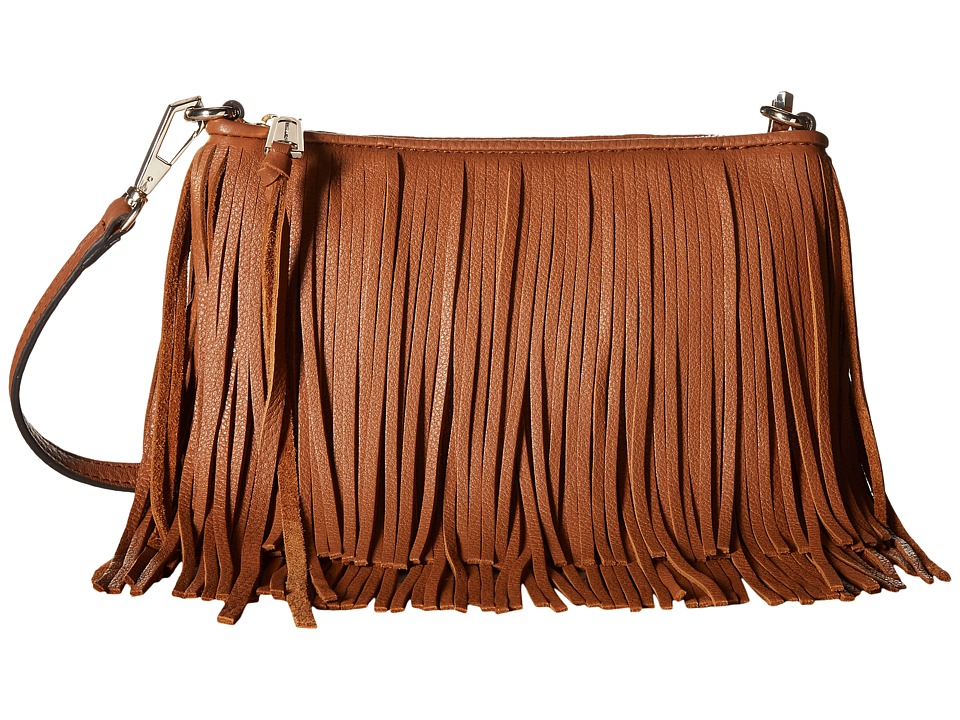 Rebecca Minkoff - Finn Crossbody (Almond) Cross Body Handbags