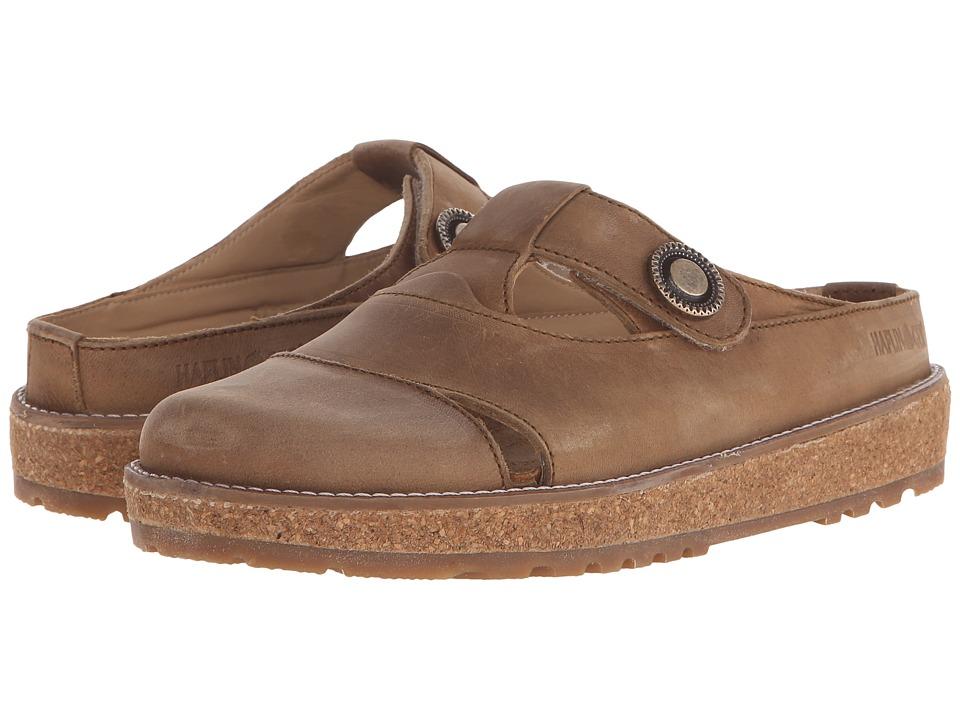 Haflinger - Violet (Sahara) Women's Clog/Mule Shoes