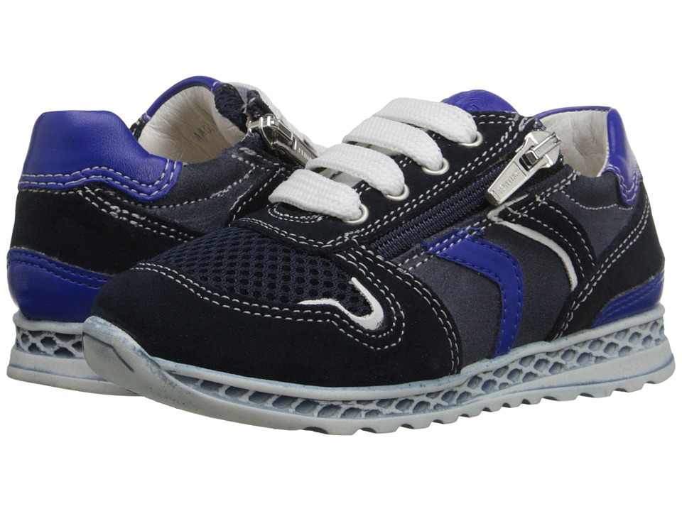 Primigi Kids - Taite (Toddler/Little Kid) (Navy) Boys Shoes
