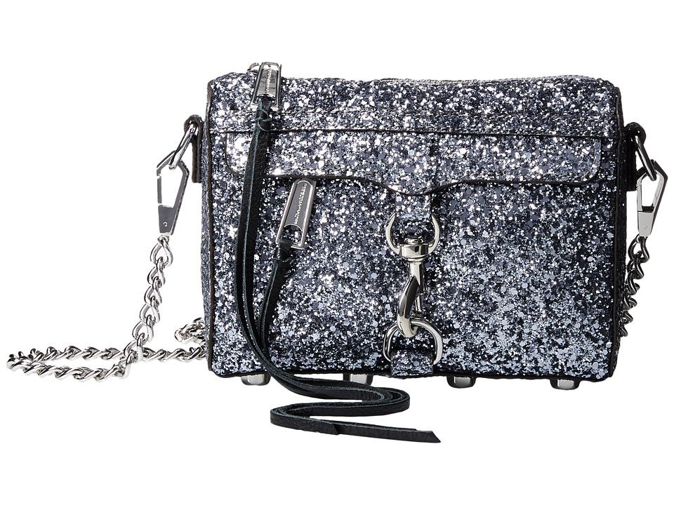 Rebecca Minkoff - Micro Mac (Silver 1) Handbags
