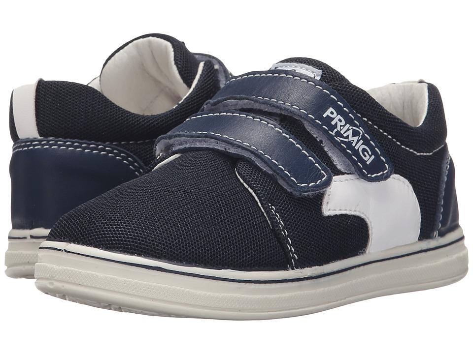 Primigi Kids - Eiko (Infant/Toddler) (Blue) Boys Shoes
