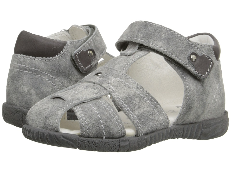 Primigi Kids - Lars (Infant/Toddler) (Light Grey) Boys Shoes