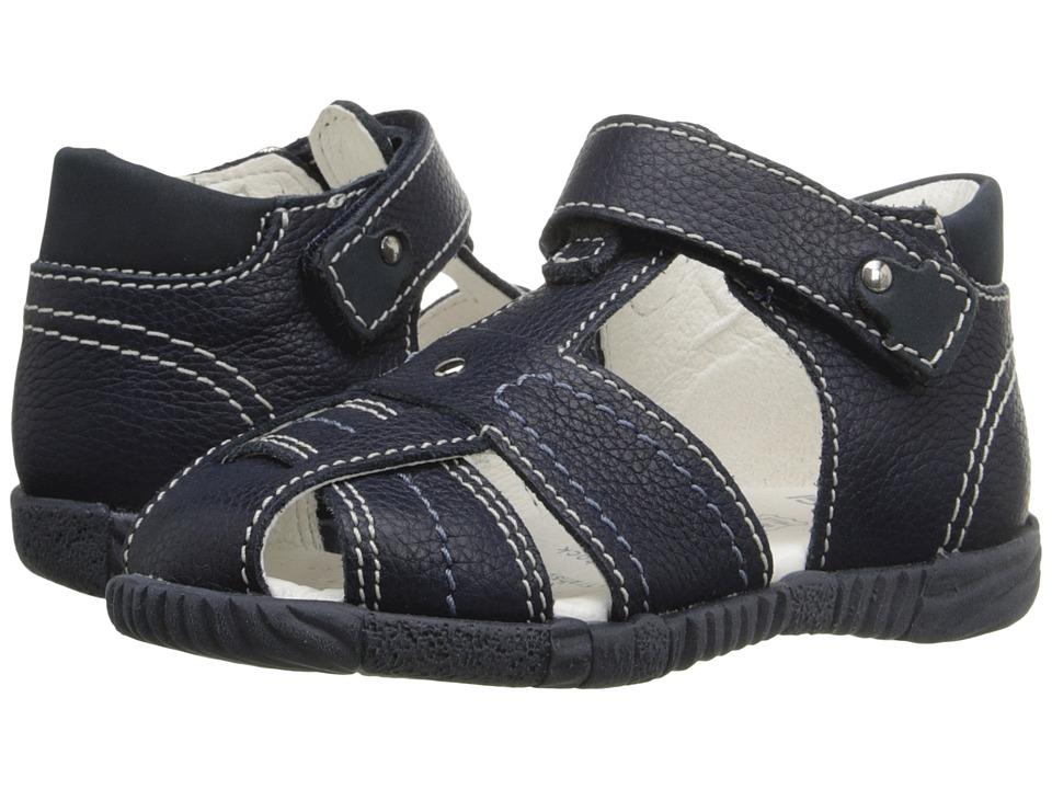 Primigi Kids - Lars (Infant/Toddler) (Blue) Boys Shoes
