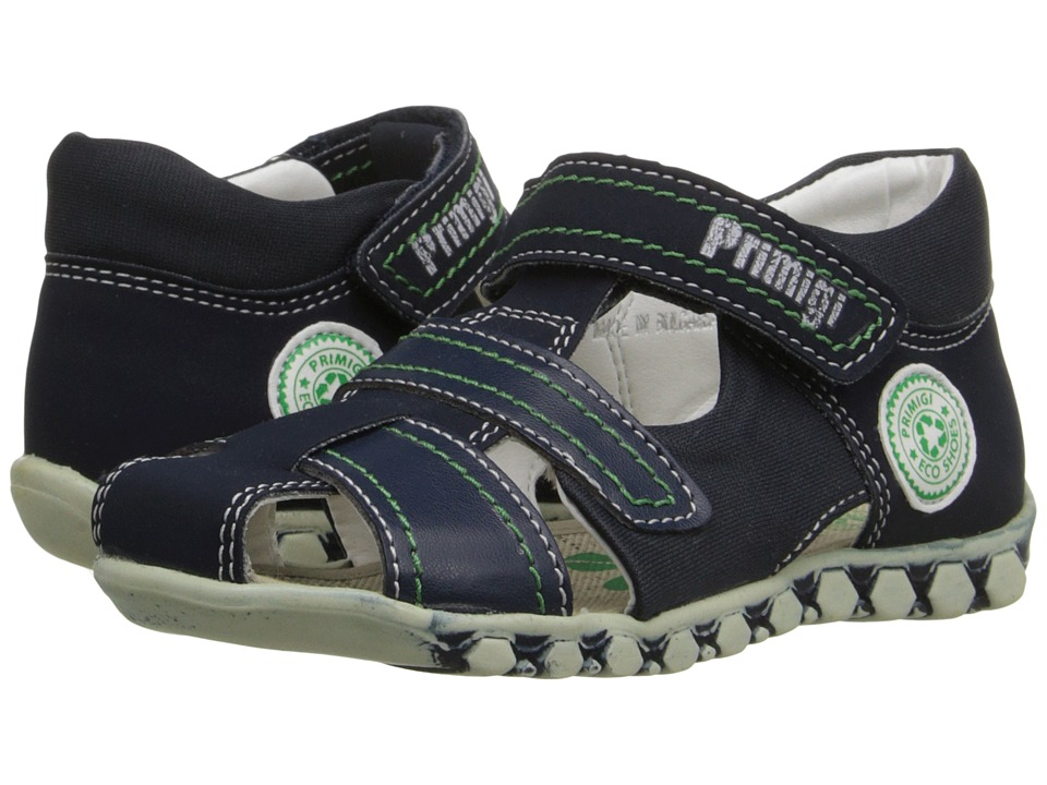Primigi Kids - Steve (Infant/Toddler) (Blue) Boy's Shoes