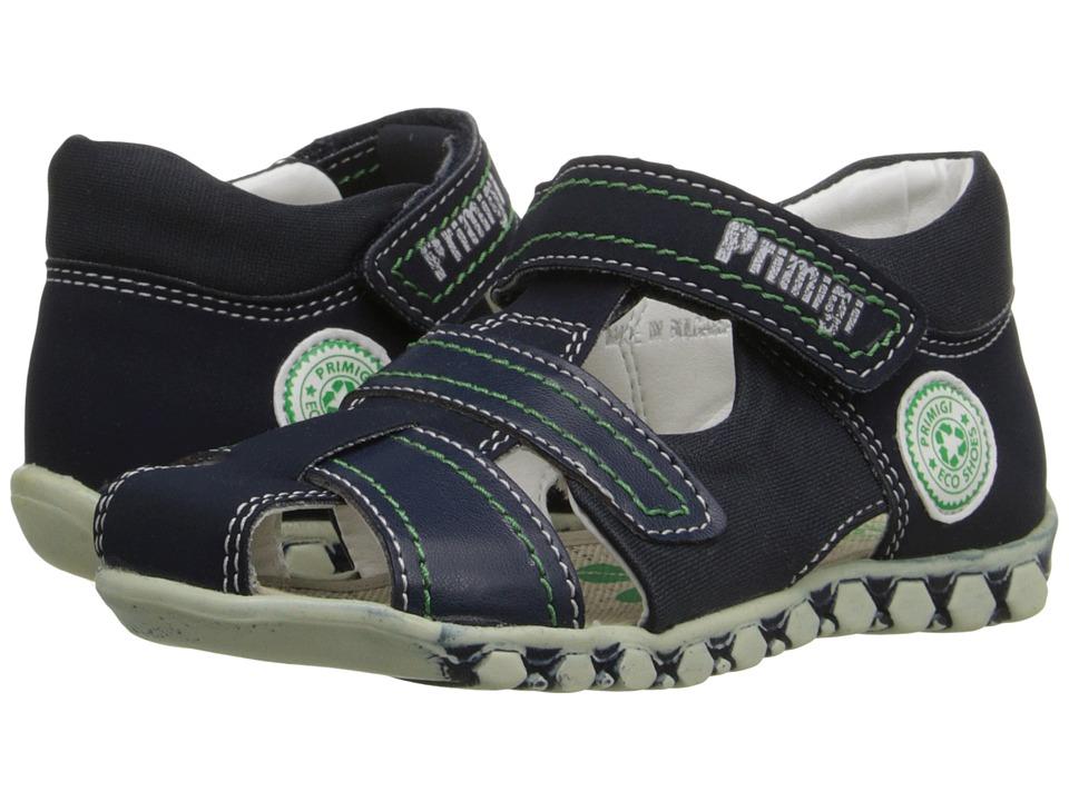 Primigi Kids - Steve (Infant/Toddler) (Blue) Boy's Shoes