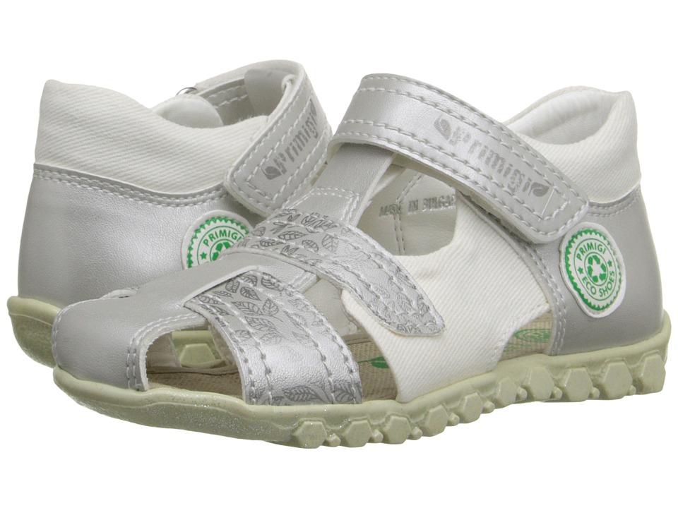 Primigi Kids - Steve (Infant/Toddler) (Silver) Boy's Shoes