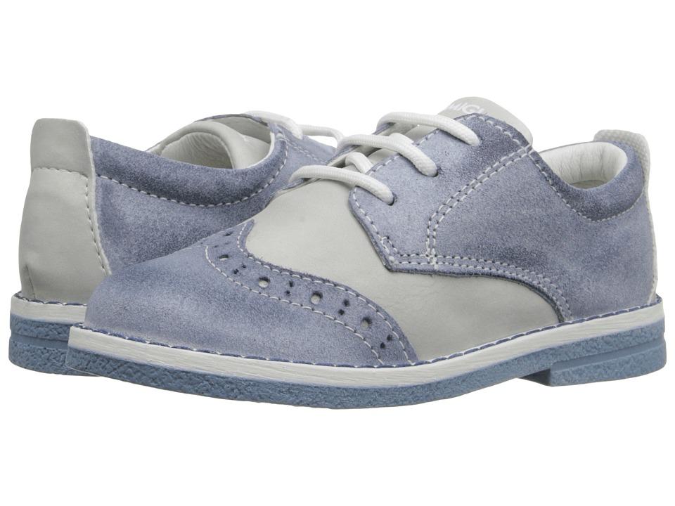 Primigi Kids - Dixy (Toddler) (Blue) Boy's Shoes