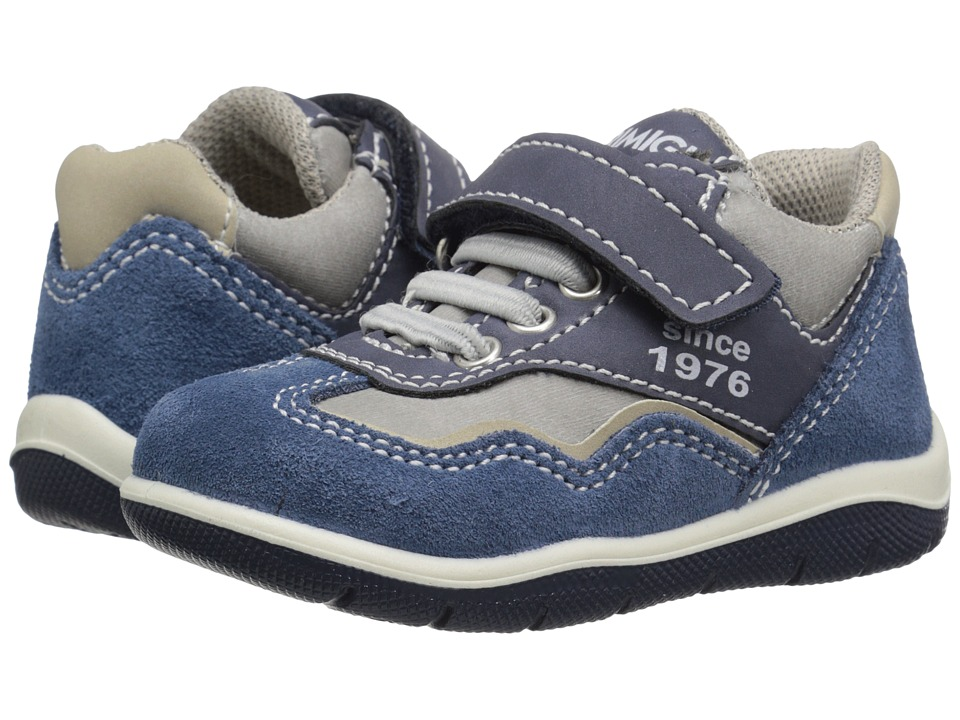 Primigi Kids - Win (Infant/Toddler) (Blue) Boys Shoes