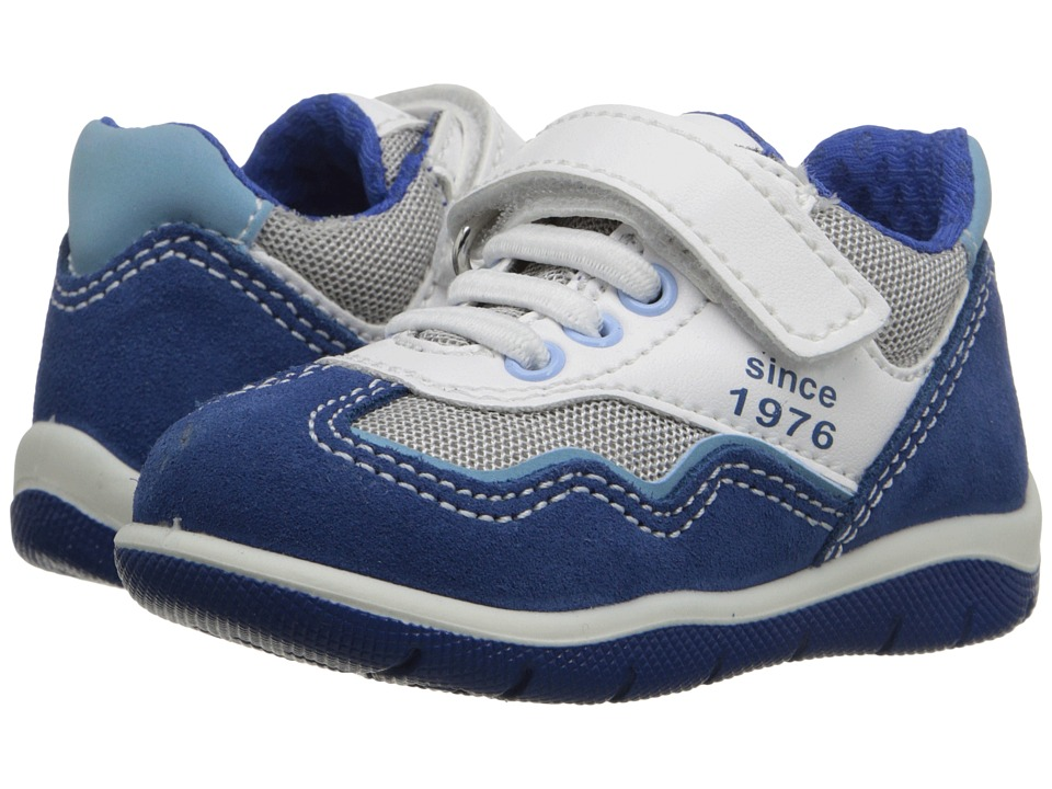Primigi Kids - Win (Infant/Toddler) (Blue 1) Boys Shoes
