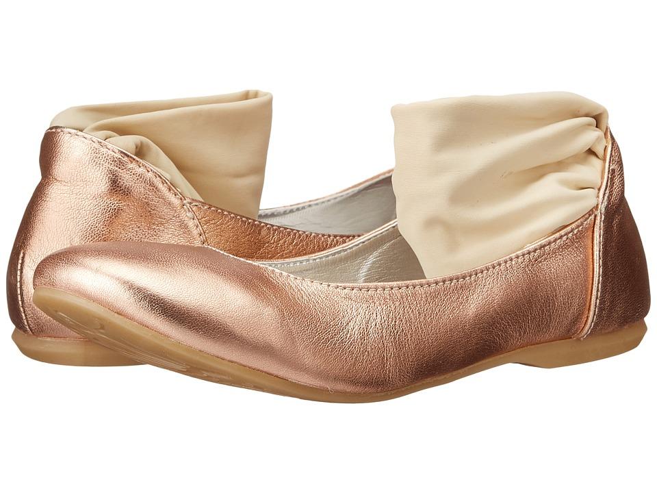 Primigi Kids - Ginni Rame (Big Kid) (Rose Gold) Girls Shoes